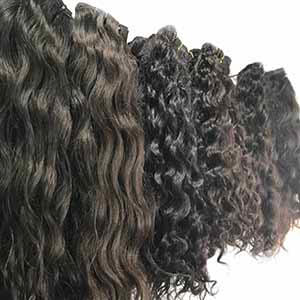 Cabello Virgen Natural