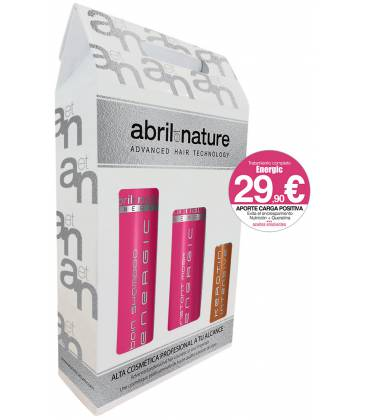 PACK ABRIL ET NATURE ENERGIC CHANTAL HAIR