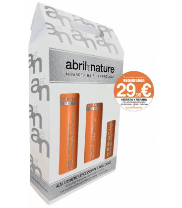 PACK REGALO ABRIL ET NATURE REHYDRATATION CHANTAL HAIR