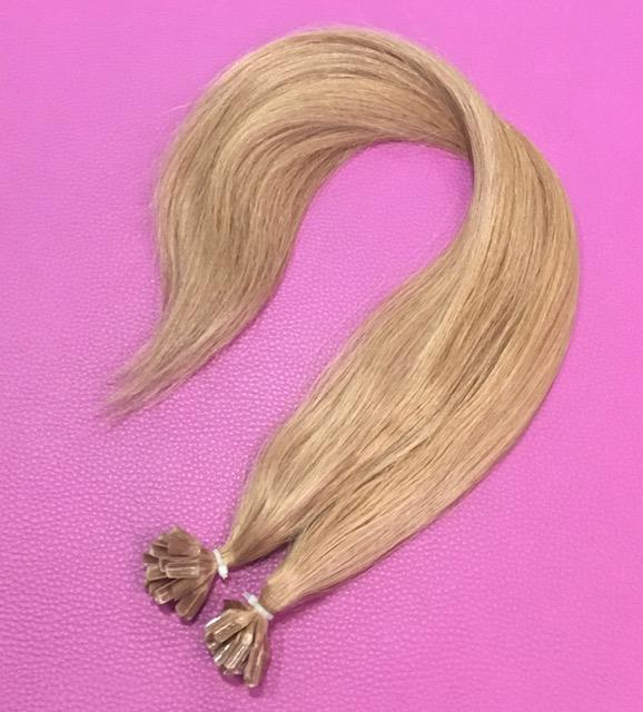 EXTENSIONES CON QUERATINA CHANTAL HAIR