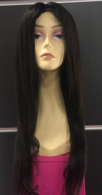 peluca de pelo natural viren larga wave chantal hair peluca lace frontal PELUCAS PERSONALIZADAS MADRID CHANTAL HAIR SOLO PELO NATURAL